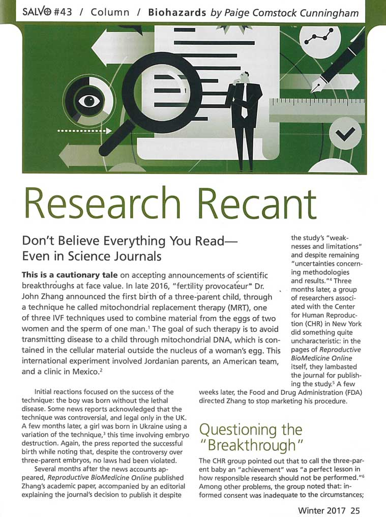 Research Recant Article Thumbnail